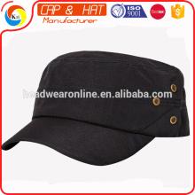 2016 г. обычная военная шляпа с металлическими проушинами