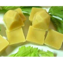 100% puro Natural Beewax comestível e classe cosmética