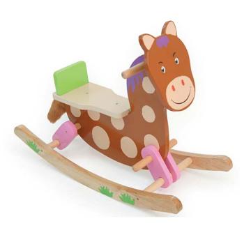 Madeira, pônei, balanço, cavalo, brinquedo