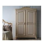 Divany Luxury Classic Home Furniture 2-Door Wardrobe (BA-1601)