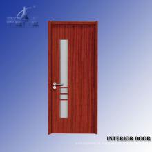 Porta de design de interiores para sala de desenho