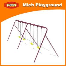 Kids Outdoor Hanging Garden Gazebo Swings (2299A)