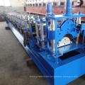 HT-470 russia popular profile standing seam roof panel curving machine