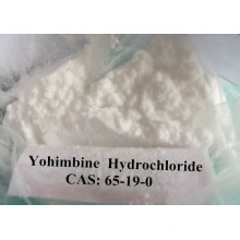 Planta extracto sexo mejora drogas yohimbina clorhidrato CAS: 65-19-0