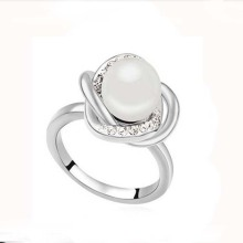 Pas cher Fake Custom Pearl Rings