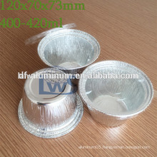 disposable aluminum foil baking cups, aluminum fast food cup