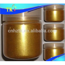 Cobre oro en polvo / Bronce polvo oro pigmento