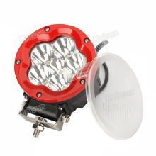 """12V 5 """"60W auxiliar off Road LED luz de condução"""
