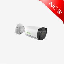 Câmera IP Hikvision Varifocal e Tiandy 2MP motorizado