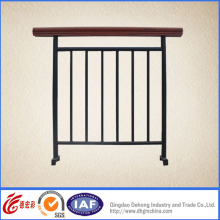 Decorative High Quality Wrought Iron Security Rail