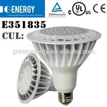 government order 120 beam angel led bulb smd 3000k Energystar led par 38 ul