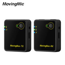 Wholesale Tie Clip On 2.4G Wireless Lavalier Microphone For Phone
