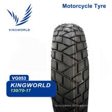 pneu moto 130/70-17 pour la roue arrière