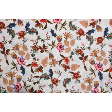 Reliable Quality Various Flowers Pattern Printed Fabrics