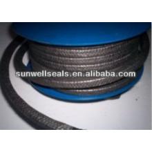 Embalagem de fibra carbonizada com grafite