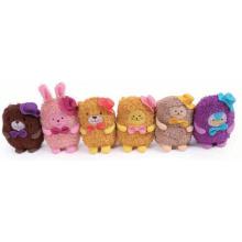 Fábrica de fornecimento de brinquedos de pelúcia novo projetado