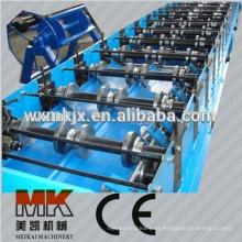 Máquina formadora de rollos de panel de techo con autobloqueo / laminado