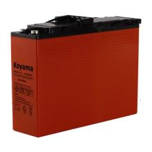 """Eurobatt Batterie -12V110ah für 23 """"Netzteil-System Schrank"""