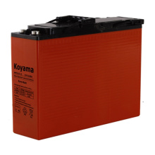 "Eurobatt Battery -12V110ah for 23 ""Power Supply System Cabinet"