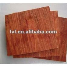 O núcleo do pinho Película enfrentou a madeira compensada 1220 * 2440mm com para o constuction da parede