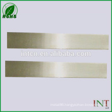 electric appliances contact materials AgCuFe strips