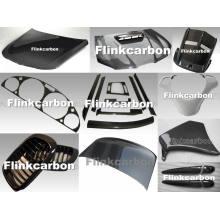 Carbon Fiber Auto Produits pour BMW E36 E46 E90 E92 F30 F10