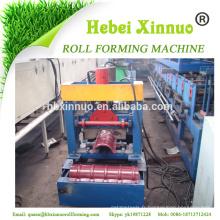 XN-312 crêtes de toit faisant des machines en métal bouchon faisant la machine