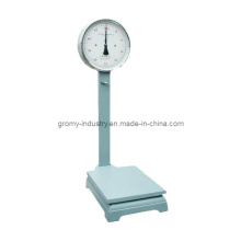 Double Dial Mechanical Platform Scale