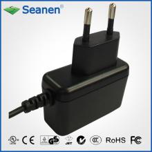 Adaptador de Energia 6Watt / 6W com Pin Europa / Pin UE para o dispositivo móvel, Set-Top-Box, Impressora, ADSL, Audio & Video ou Eletrodomésticos