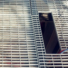Steel Grid Trench Cover Plate
