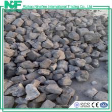 80-120mm high value high grade foundry / carbone coke vendita