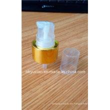 Bomba de crema para cosméticos y cuidado de la piel