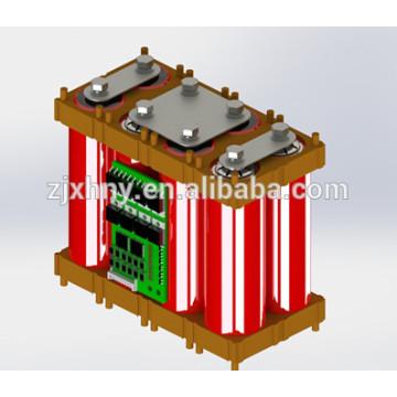 batería de iones de litio de alta descarga 12v-16Ah para e-car