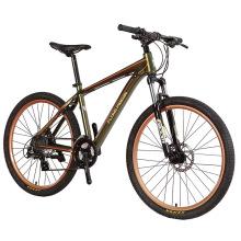 Bicicleta de montaña estilo Castro con 24 velocidades de aleación de aluminio (FP-MTB-A01)