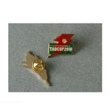 Étiquette moulée avec impression collante, badge personnalisé (GZHY-CY-039)