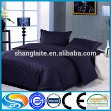 Capa de edredão de cama natural pura 100% natural