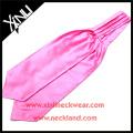 Laço maçónico tecido de seda feito a mão do Ascot do jacquard de 100%