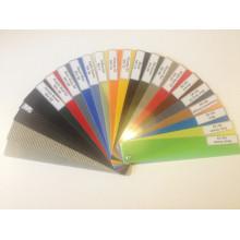 Multicolorido G10 laminado para barbatanas