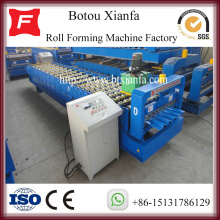 IBR Baja Panel Dinding Roll Forming Machine