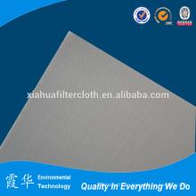 Paño de filtro monofilamento pp para planta de cemento