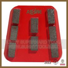 Основной компетенцию Алмазный этаж шлифовальные бетона плиты (SYYH-08)