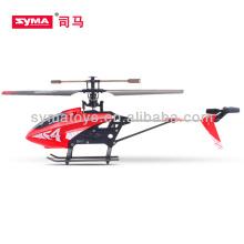 SYMA F4 Gyro Pequeño 2.4G 3channel Rc helicóptero para el vuelo al aire libre