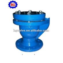 Válvula de aire de orificio simple con norma DIN / ANSI / JIS / BS