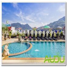 Audu Phuket Sunshine Hotel Projekt Außenliebe Liege