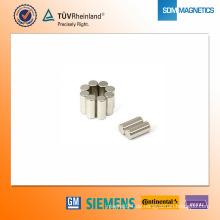 D6 * 14mm N42 Neodym-Magnet