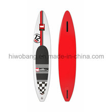 Sharp Long Board gonflable Sup Board with Paddle