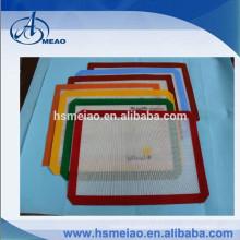 Plaque de cuisson silicone silicone réutilisable