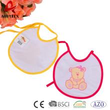 babero súper suave baberos de bebé lindo impermeable de buena calidad