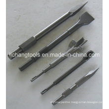 40cr Chisel with Various Shank and Use