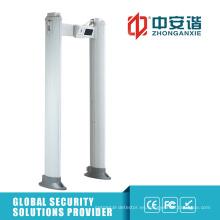 Alta Seguridad Ocasión Seguridad 24 Zonas Doble Infrarrojos Walkthrough Metal Detector